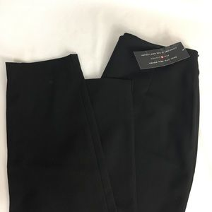 Real Clothes Saks Fifth Avenue Black Dress Pants